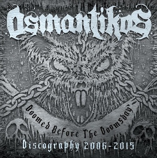 OSMANTIKOS discography CD (TCR-052)