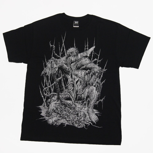 Feast of the Unbirthed T-shirt Black