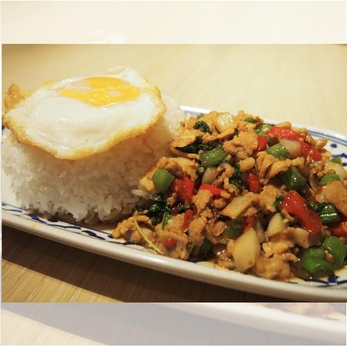 鶏肉のガパオ炒め 1~2人前 (150g)