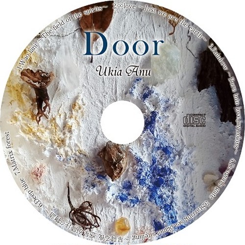 ダウンロード版 Ukia Anu Album 「DOOR」