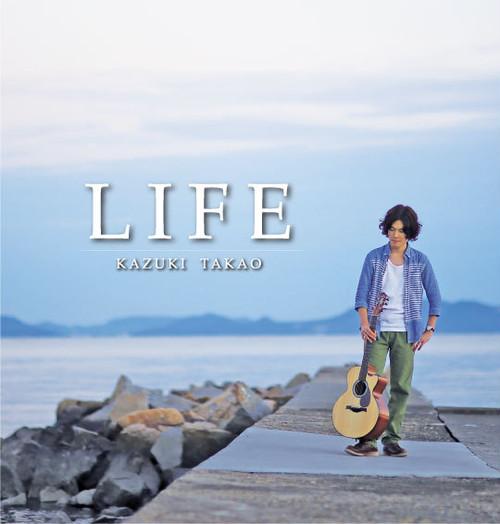 1stアルバム「LIFE」