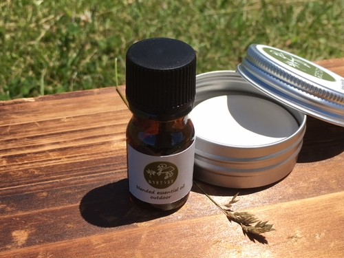 blended essential oil  outdoor  (5ml)