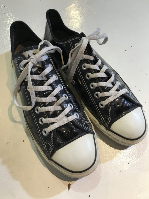 90' CONVERSE ALL STAR エナメル アメリカ製