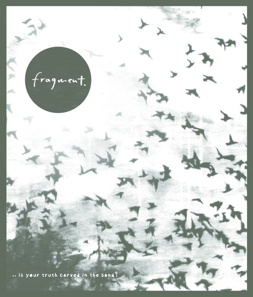 fragment. / Is your truth carved in the sand? (HPPR013)