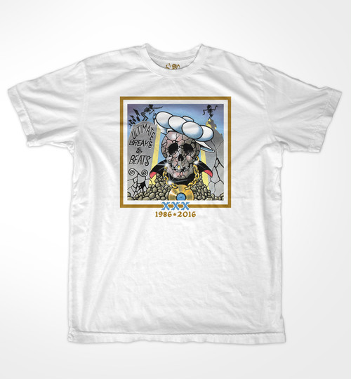 ULTIMATE BREAKS & BEATS LIMITED EDITION T-SHIRT SET WT