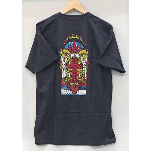 【ドッグタウン】スコットオスターTシャツ ブラック