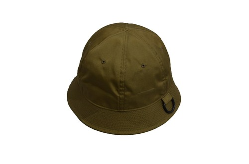 NOROLL / DETOURS HAT -OLIVEBROWN-