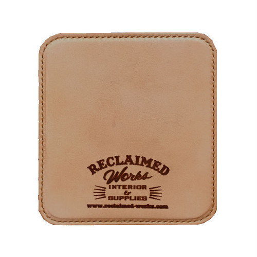 <In Stock> Hand Made Leather Mouse Pad