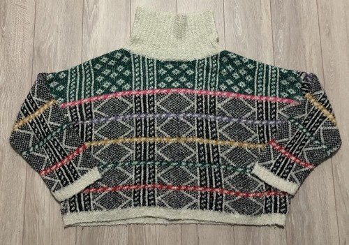 1980s KENZO CROPPED JUMPER