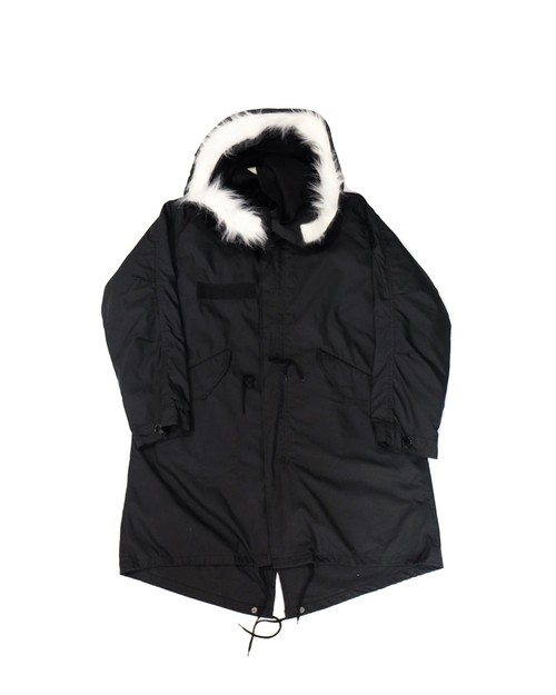 M65 military mods coat(black)