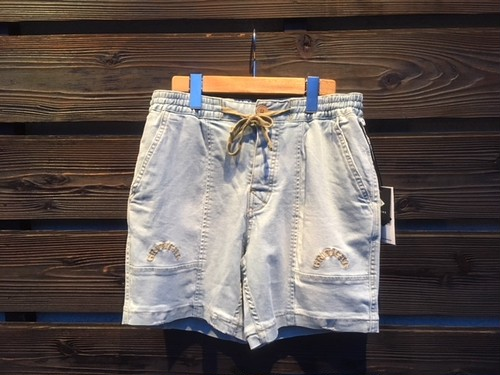TCSS(critical slide) Journey Walkshort Bleach Indigo WT1803