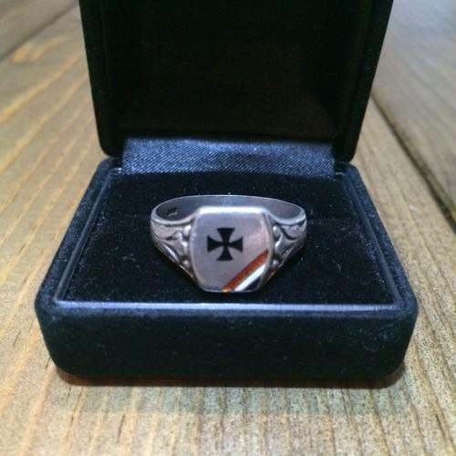 Vintage Nazi Ring