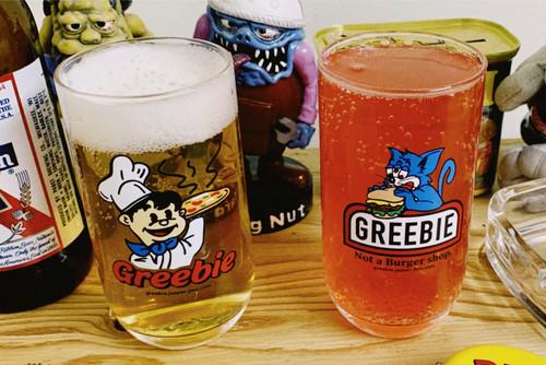 8oz SODA Glass【Goobie / Tommy】