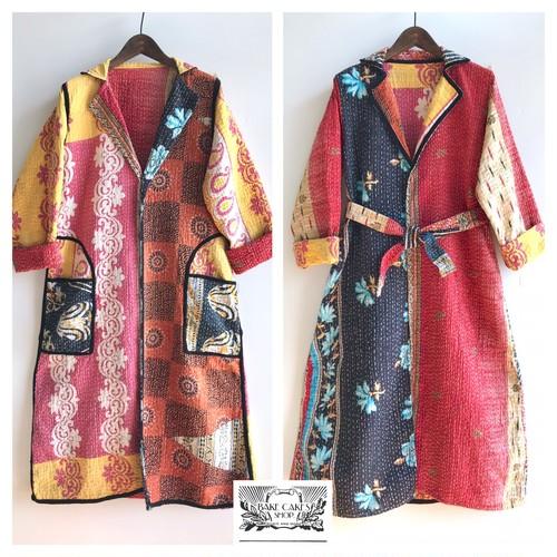 リバーシブル Long Jacket #N
