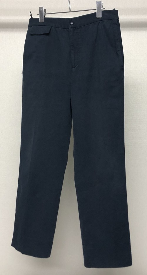 1990s MIUMIU COTTON TROUSERS