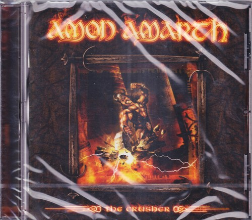 AMON AMARTH 『The Crusher (Re-issue)』