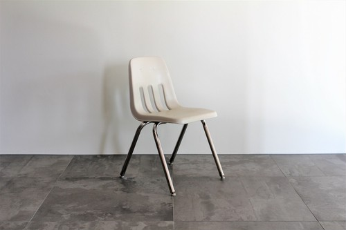VIRCO CHAIR - Light Gray -