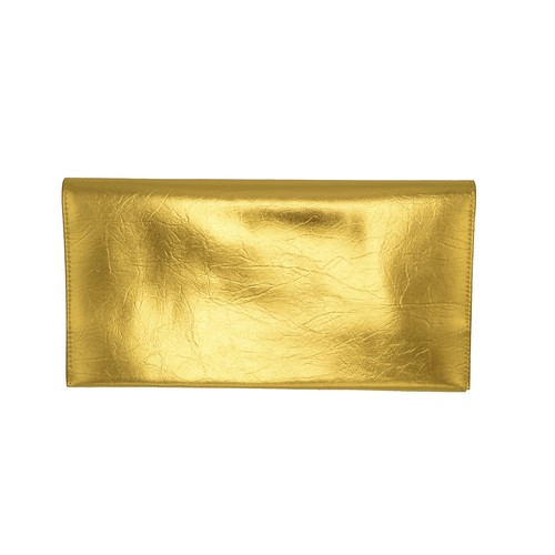 《クラッチバッグ》TIN BREATH Clutch bag Gold