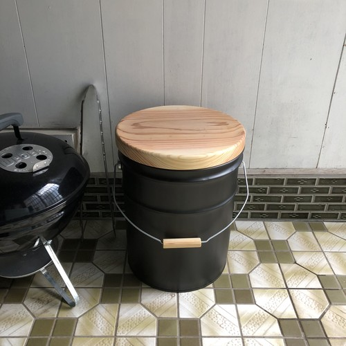 CANSTOOL Matt Black
