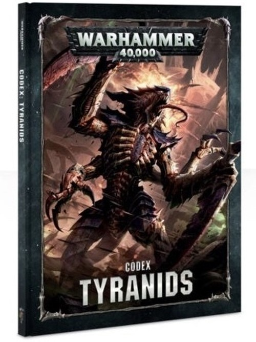 CODEX: TYRANIDS (HB) (ENGLISH)