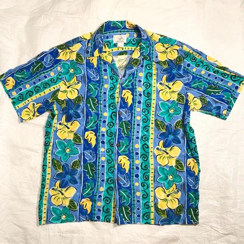 【HO ALOHA】アロハシャツ Made in Hawaii