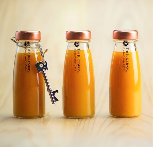 【ミニ飲み比べセット】大分県産柑橘3種✕3本(アンコール・サンクイーン・なつみ)