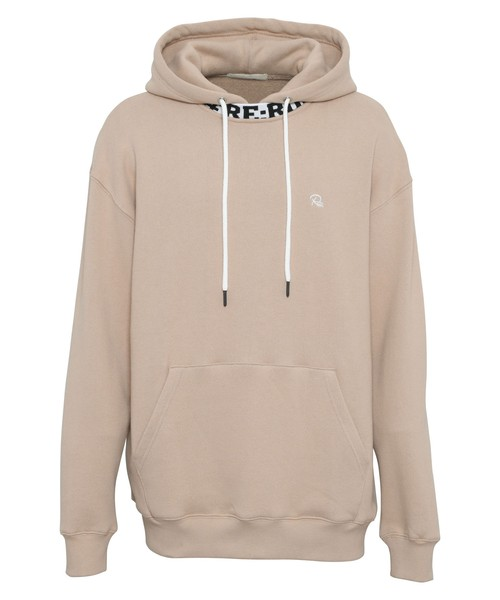 NECK LOGO BIG PULL PARKA[REC414]