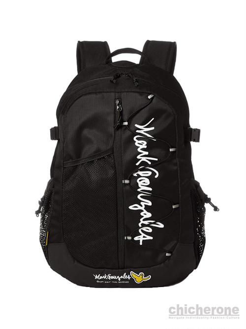 【MARK GONZALES】 backpack MGBS505N BLACK