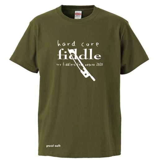 フィドラーズフェス2020 オリジナル限定Tシャツ  シティグリーン