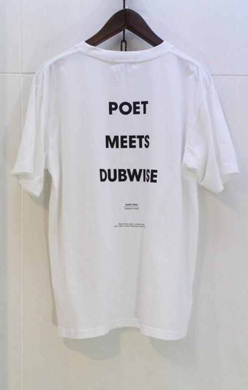 POET MEETSDUBWISE Tシャツ