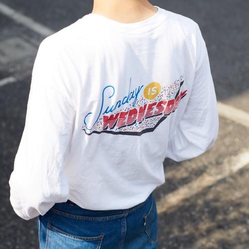 2018Longsleeve T-shirt