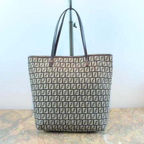 .FENDI ZUCCA PATTERNED TOTE BAG MADE IN ITALY/フェンディズッカ柄トートバッグ 2000000035765