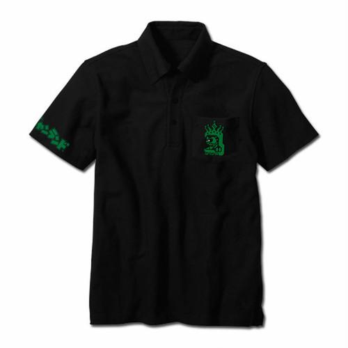 ワギャンランド ポロシャツ「 Kingdom Polo-Shirt」 / GAMES GLORIOUS