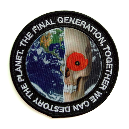 "BALL&CHAIN""FINAL GENERATION PATCH"""