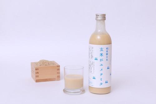 糀発酵玄米『玄米がユメヲミタ』1本
