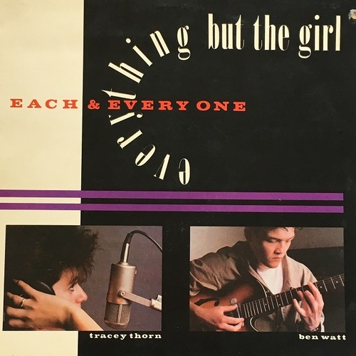 【12inch・英盤】Everything But The Girl / Each and Everyone