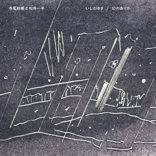 寺尾紗穂と松井一平「いしとゆき / 幻のありか」