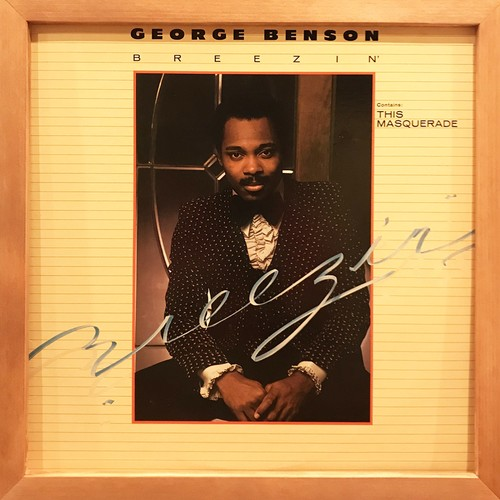 George Benson ‎– Breezin' (LP)