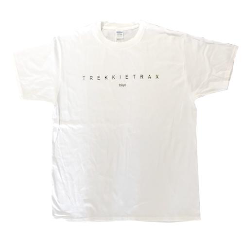 Simple Logo Tee White