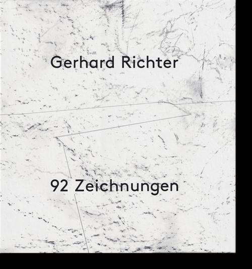 ゲルハルト・リヒター「92 Zeichnungen」(Gerhard Richter)