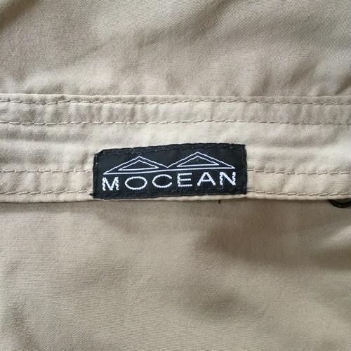 Mocean(旧ロゴ)/  Barrier shorts / Deadstock