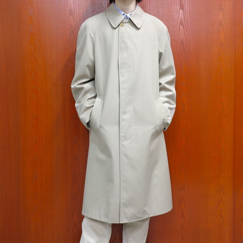Malcolm Kenneth soutien collar coat