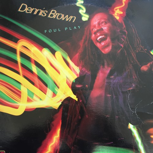 Dennis Brown ‎– Foul Play