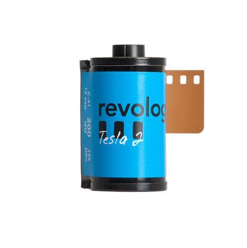 【 35mm カラーネガ 】Revolog( レボログ )Tesla2 24枚撮り