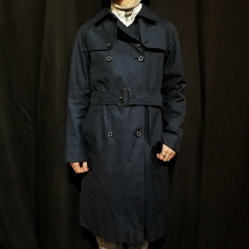 MACKINTOSH  Trench coat /Made In Scotland [1644]