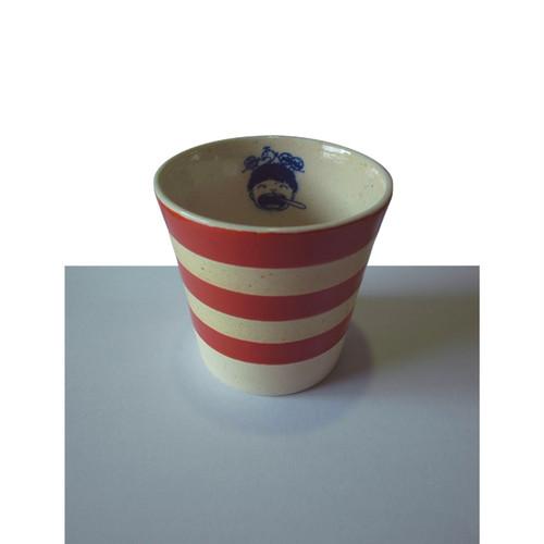 まことちゃんフリーカップ