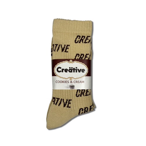 CREATIVE COOKIES&CREAM SOX