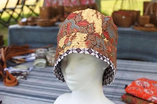 リバーシブル 帽子