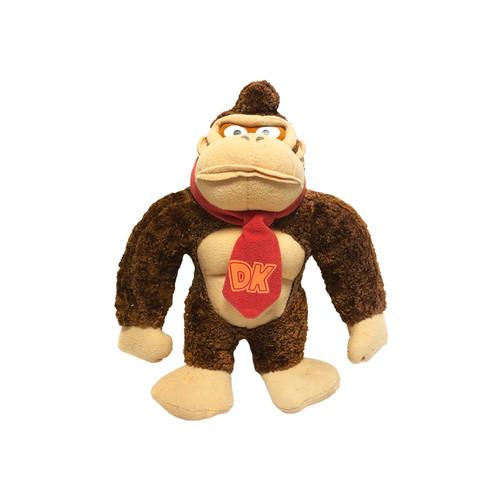 Donkey Kong Tie DK Plush Toy