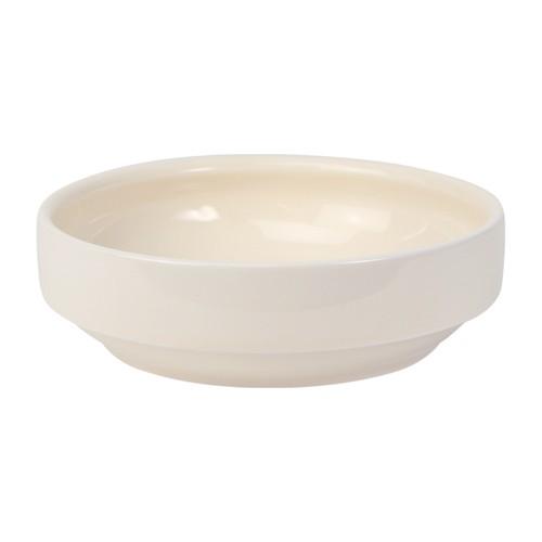 【1714-6240】強化磁器 14.5cm すくいやすい食器 ノア・ベイビー